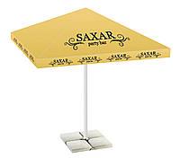 Тент для зонта 4х4м