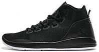 Баскетбольные кроссовки Air Jordan Reveal Black (Найк Аир Джордан) черные