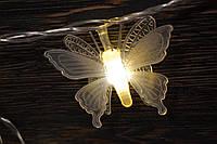 Гирлянда из бабочек от сети , фото 1