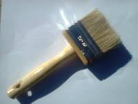 Кисть-макловица 30х70 деревянная лакированная со съемной ручкой. Украина