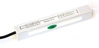 Герметичные блоки питания 12В - постоянное напряжение 18 w SLIM