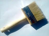 Кисть-макловица 30х90 деревянная лакированная со съемной ручкой. Украина