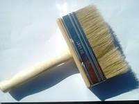Кисть-макловица 30х130 деревянная лакированная со съемной ручкой. Украина