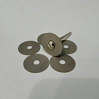 Диск эльборовый CBN 1A1R 25х0.3 мм.