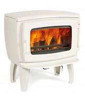 Чугунная печь Dovre Prelude белая - 9 кВт