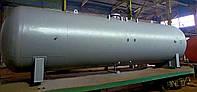 Резервуары по техническим условиям, разработанным на предприятии