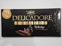 Шоколад Baron Delicadore Whiskey 200г.