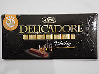 Шоколад Baron Delicadore Whiskey 200г, фото 1