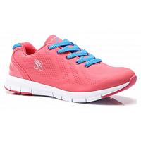 Женские стильные легкие удобные польские розовые кроссовки, эко-кожа 40 Rapter 38