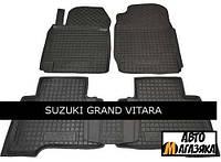 Коврики полиуретановые для Suzuki Grand Vitara (2005-2014) (Avto-Gumm)