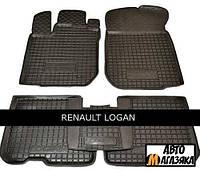 Коврики полиуретановые для Renault Logan (2013>) (Avto-Gumm)