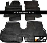 Коврики полиуретановые для Volkswagen Jetta (2011>) (Avto-Gumm)