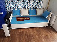 Диван для кухни со спальным местом и баром карго 1950х650