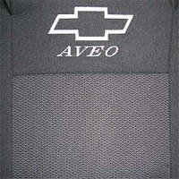 Чехлы в салон модельные для CHEVROLET Aveo T200/T250 седан (clasic)