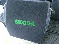Органайзер в багажник автомобиля Skoda