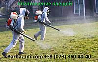Дезобработка территорий в Киеве
