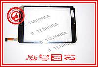 Тачскрин General Mobile Discavery Tab 8 3G Черный