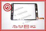 Тачскрін 197x132mm 40pin SG5888A-FPC_V1-1 Чорний, фото 2