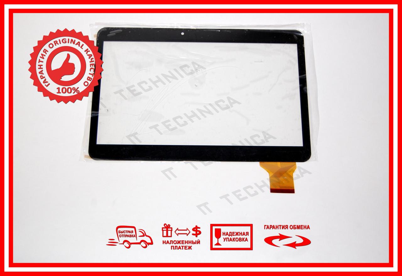 Тачскрін RoverPad Tesla 10.1 Чорний