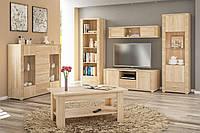 Гресс набор мебели для гостиной №2 (Мебель-Сервис) дуб самоа