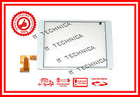 Тачскрин 197x132mm 45pin AD-C-791346-FPC БЕЛЫЙ