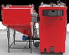 Котел РЕТРА-4МCombi-40 кВт з ретортним пальником твердопаливний сталевий, фото 2
