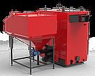 Котел РЕТРА-4МCombi-40 кВт з ретортним пальником твердопаливний сталевий, фото 3