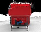 Котел РЕТРА-4МCombi-40 кВт з ретортним пальником твердопаливний сталевий, фото 4