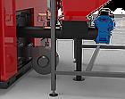 Котел РЕТРА-4МCombi-40 кВт з ретортним пальником твердопаливний сталевий, фото 6