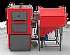 Котел твердопаливний з ретортним пальником РЕТРА-4МCombi-50 кВт