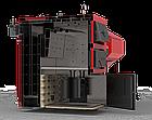 Котел РЕТРА-4МCombi-40 кВт з ретортним пальником твердопаливний сталевий, фото 7