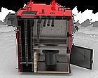 Котел РЕТРА-4МCombi-40 кВт з ретортним пальником твердопаливний сталевий, фото 8