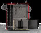 Котел РЕТРА-4МCombi-40 кВт з ретортним пальником твердопаливний сталевий, фото 9