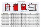 Котел РЕТРА-4МCombi-40 кВт з ретортним пальником твердопаливний сталевий, фото 10