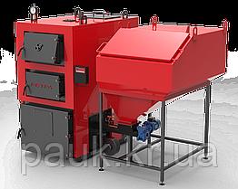 Твердопаливний промисловий котел 150 кВт РЕТРА-4М Trio, з ретортним пальником