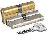 Мех KALE 164 BN 100(45+10+45)мм нікель
