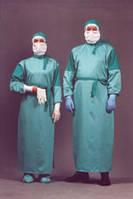 Противочумный комплект (защитная одежда для особоопасных работ с микроорганизмами I-II групп патогенности)