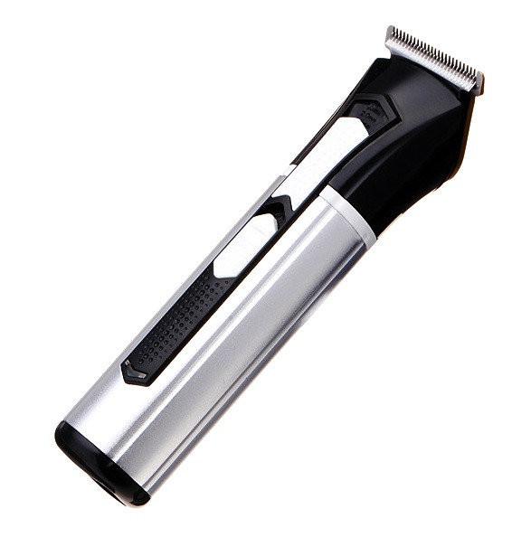 Набор для стрижки бороды. Стайлер Kemei KM-3007, 3в1, триммер для стрижки бороды.