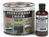 Смола ЭД-20 высший сорт ГОСТ 10587-84