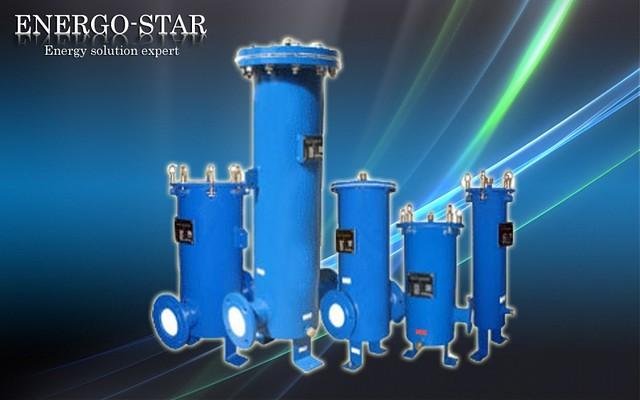 Магистральные фильтры-сепараторы серии L