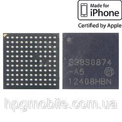 Микросхема управления питанием 338S0867, 338S0874 для iPhone 4, оригинал