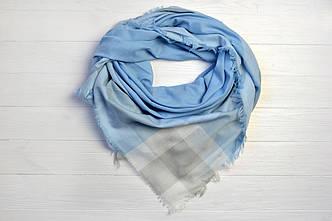 Платок Кендис голубой