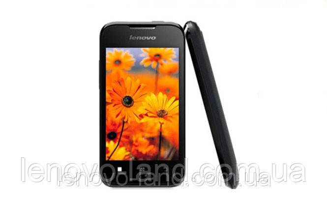Lenovo A66 WCDMA Android MTK6575 WiFi Black