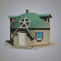 """Дачный домик под ключ. Проект """"КОТ"""", фото 1"""