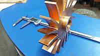 Изготовление импеллеров и крыльчаток, турбинных лопаток, фото 1