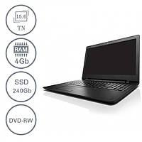 Ноутбук Lenovo Ideapad 110-15 E2-7110/4GB/240/Win10X