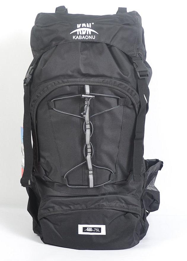 Туристичний рюкзак фірми KABAONU на 75 літрів