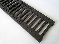 Решетка лотка водоприемная щелевая чугунная Basic PB-10.14.50 ВЧ Кл. С