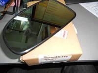 Зеркало левое/элемент  без подогрева Авео T200/255 хэтчбек GM Корея