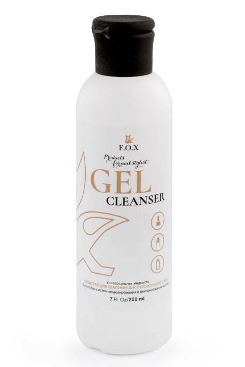 Cредство для снятия липкого слоя  Cleanser F.O.X, 200 ml